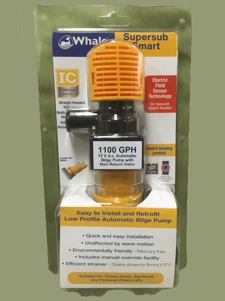Whale Bilge Pump Supersub 1100 ss1212