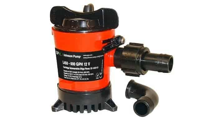 Johnson L450 Bilge Pump