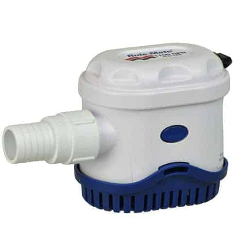 Rule Mate 1100 Auto Bilge Pump RWB1390B