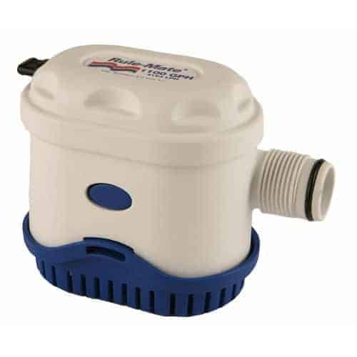 Rule Mate Automatic Bilge pump 1100
