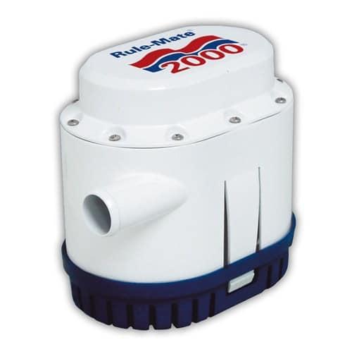 Rule Mate Automatic bilge pump 2000