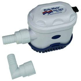 Rule Mate Automatic Bilge pump 500