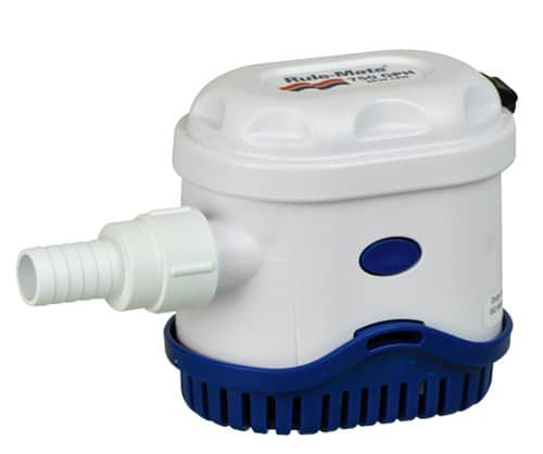 Rule Mate Automatic Bilge pump 750 - 12 volt