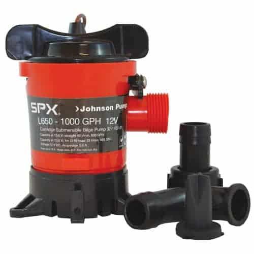 SPX Johnson Bilge Pump Ll650-1000gph