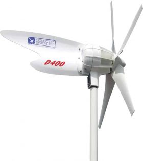 Eclectic Energy Wind Generator - D400