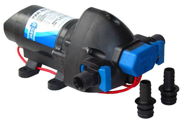 Jabsco Par Max 2.9 Pressure Pump 31395-0092 Jabsco Pumps