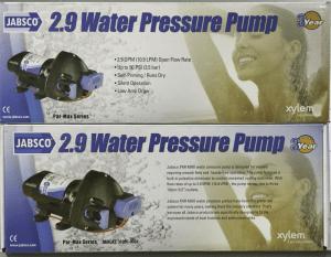 Jabsco Par-max 2.9 freashwater pump