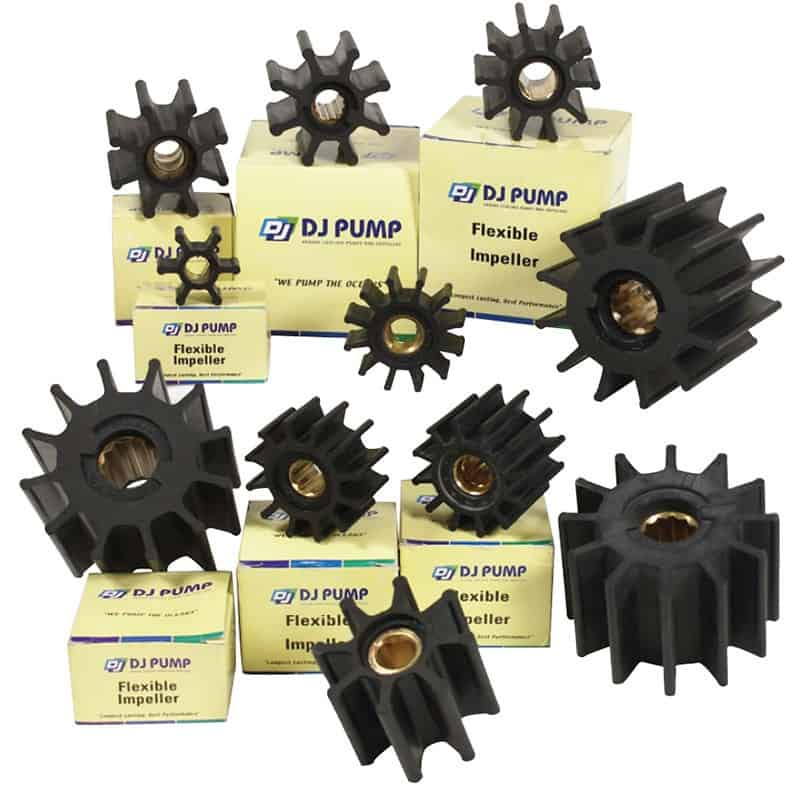 DJ Pump Impeller