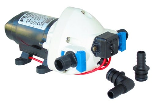 Flojet 03526144 Pump with Fittings