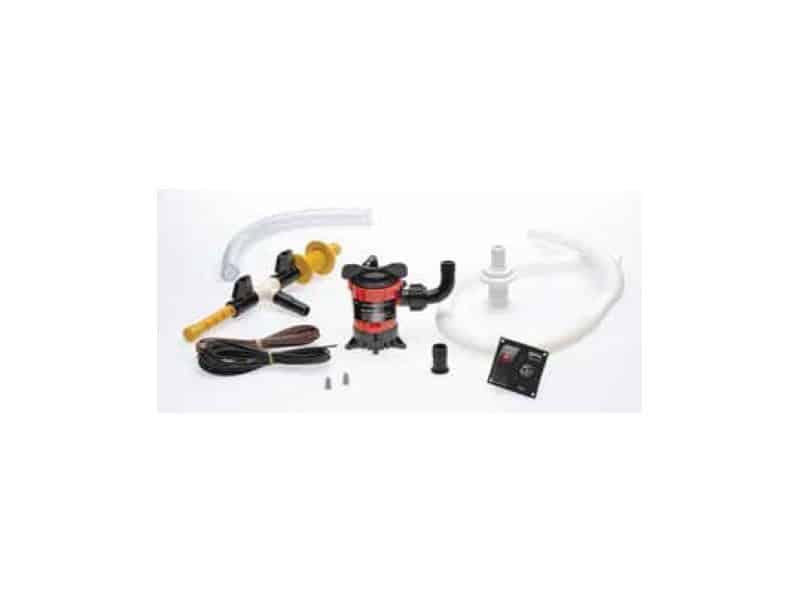 SPX's Johnson Pump In-Well Aerator Kit