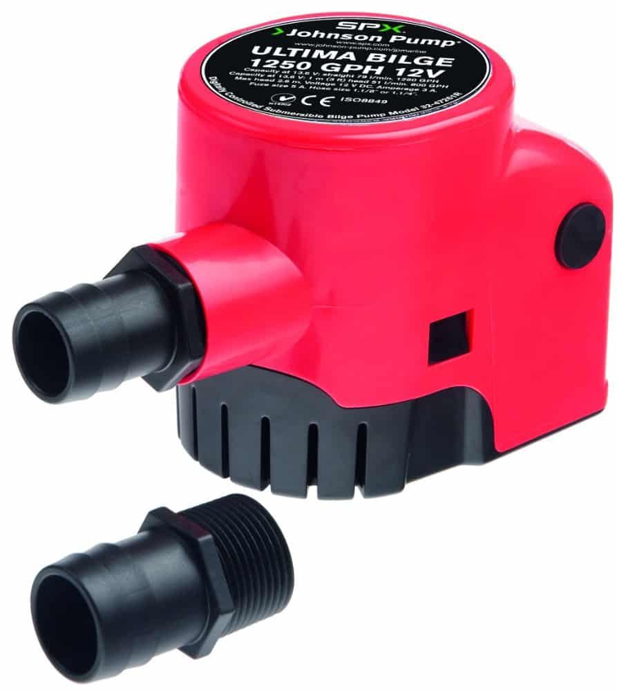 SPX Johnson Ultima 1250GPH Bilge Pump