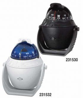 Azimuth Compass 200 Series Bracket Mount 280x329 - Azimuth Compass 200 Series Bracket Mount Black