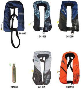 241110 BLA PFD - Inflatable Manual Level 150 Adult High Viz