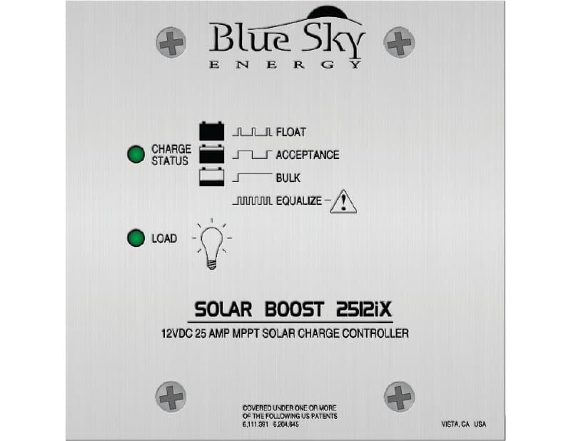 Blue Sky Solar Boost Charge Network Controller 12V