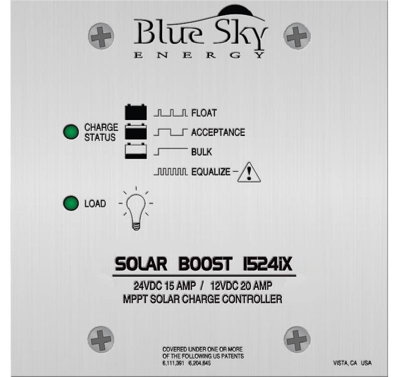 Blue Sky Solar Boost Charge Network Controller 24V