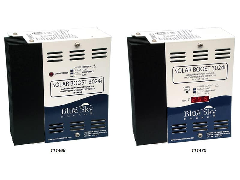 Blue Sky Solar Boost Charge Controller 12/24V