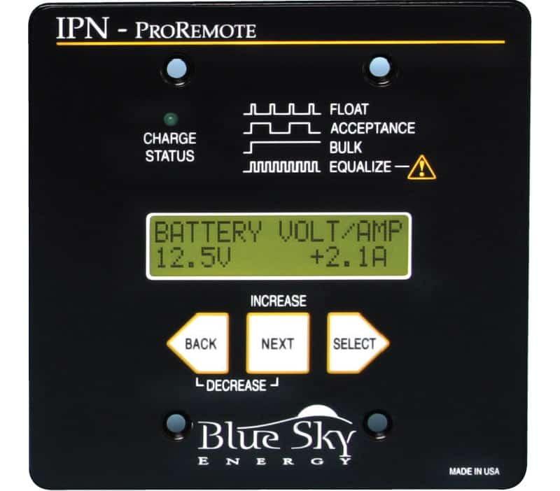 Blue Sky Solar Boost Ipn Pro Remote Display