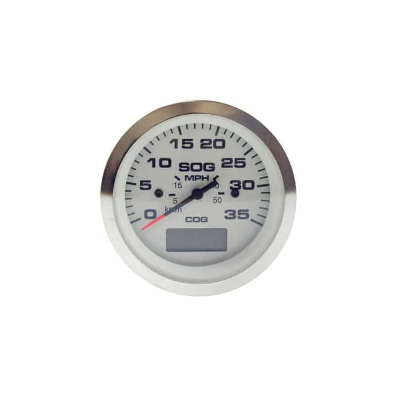 Veethree Speedo Gps Lido Pro White 0-35Mph