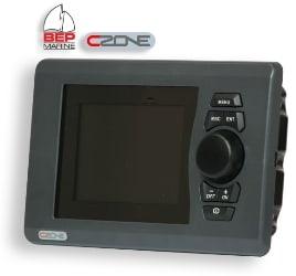 C-Zone 3.5 Display Interface