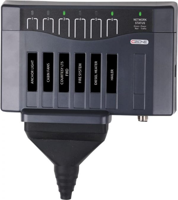 C-Zone Output Interface