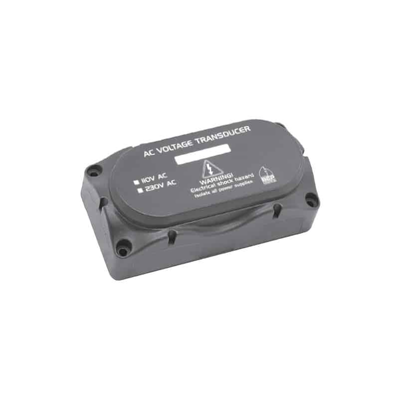 C-Zone Ac Voltage Transducer