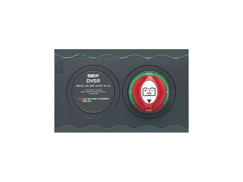 Marinco Switch Battery Select Cluster