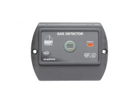 BEP Gas Detector Single Incl Sensor 10-16V