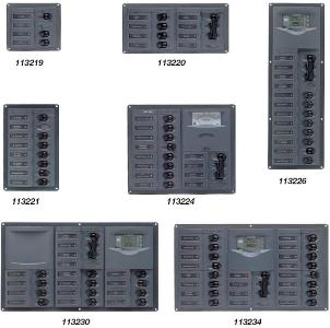 Marnico Switch  Panel 2Cb Ac 250V
