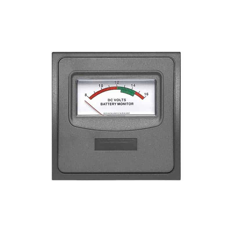 BEP Voltmeter Panel 1000 Series 8-16V