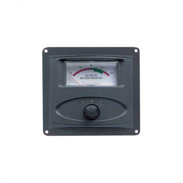 BEP Voltmeter Panel Analog 12V