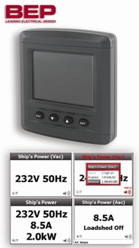 BEP Ac System Monitor