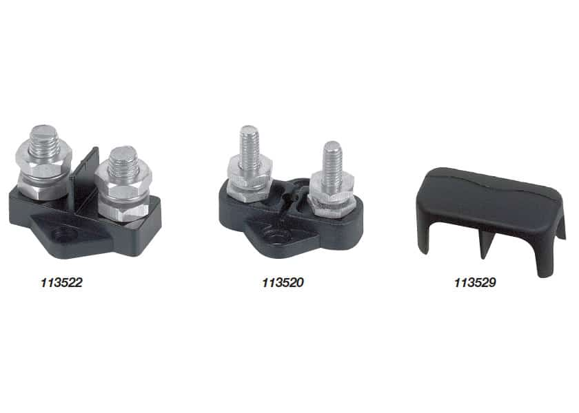 BEP Stud Dual Insulated 6mm