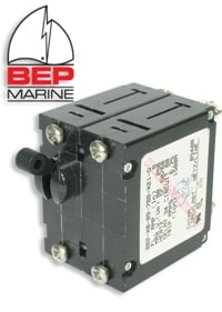 BEP Circuit Breaker Airpax D-Pole