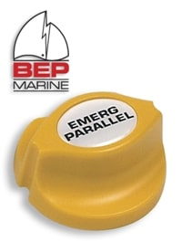 BEP Knob Emerg Para Yel  Bep Batt Switch
