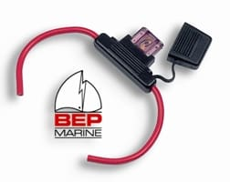 BEP Fuse Holder H/D Blade In-Line