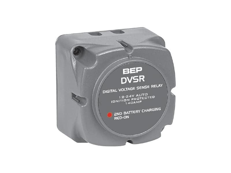 Marinco Voltage Sensitive Relay 140A 12/24V Digi