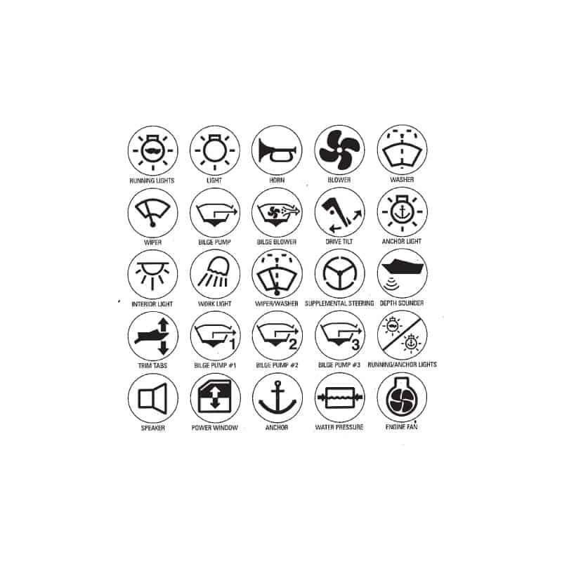 BEP Label Set Micro Symbols To Iso
