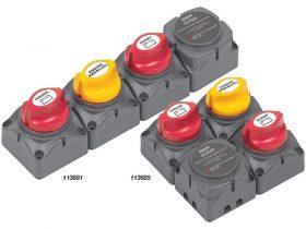 114074 BEP Battery Distribution Cluster with DVSR - Vertical