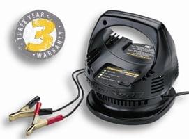 Minn Kota Battery Charger Mk110Pa Portable 12V 10A