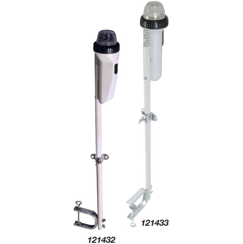 Light Pole 360 Deg C-Clamp