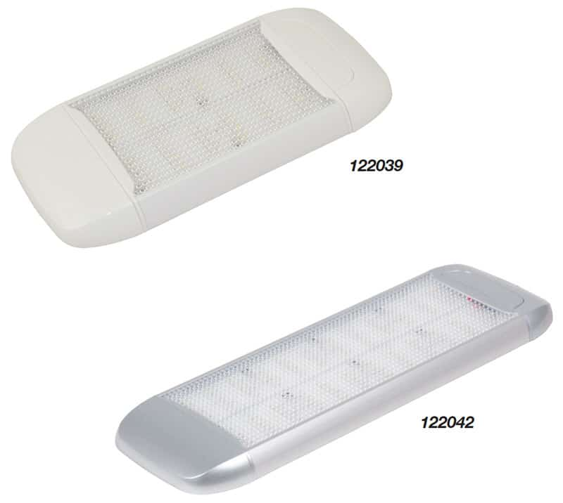 Light Cabin White 48 Led 200mm