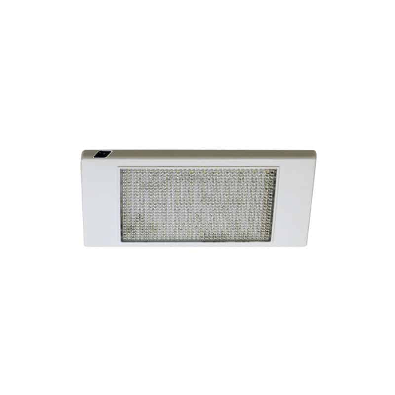 Light Cabin White Battery Opp 12 Led