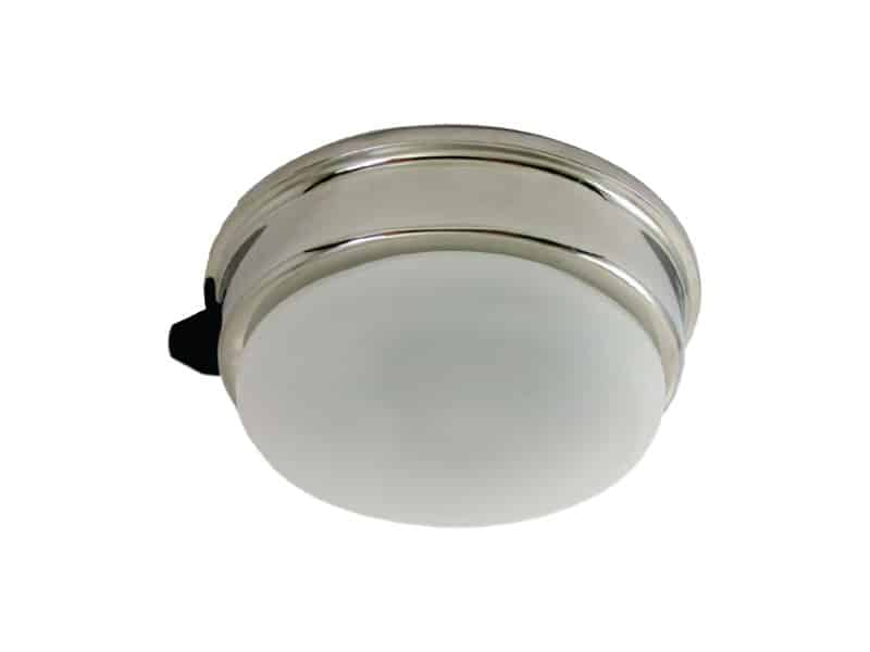 Light Dome Waterproof C/W Swtch S/S 128mm