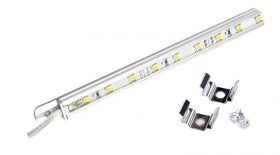 Light Strip 30 Led Aloy Housng White 525mm