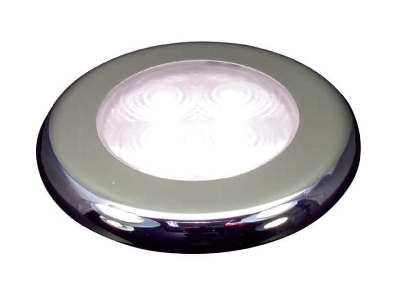 Light Interior Round Super White Led