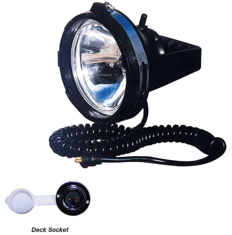 Light Spot Rubber 12V 100W