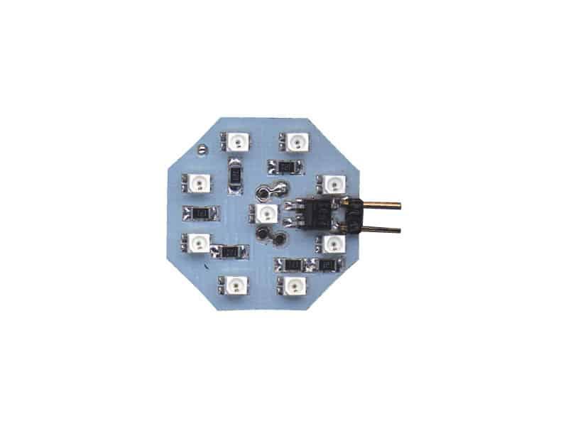 Led Pod 8-30V 2W 4G Wg White