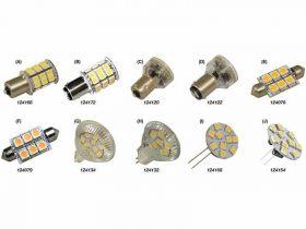 Bulb Led 360? 10-30V 25W Sc Strght Ba15S