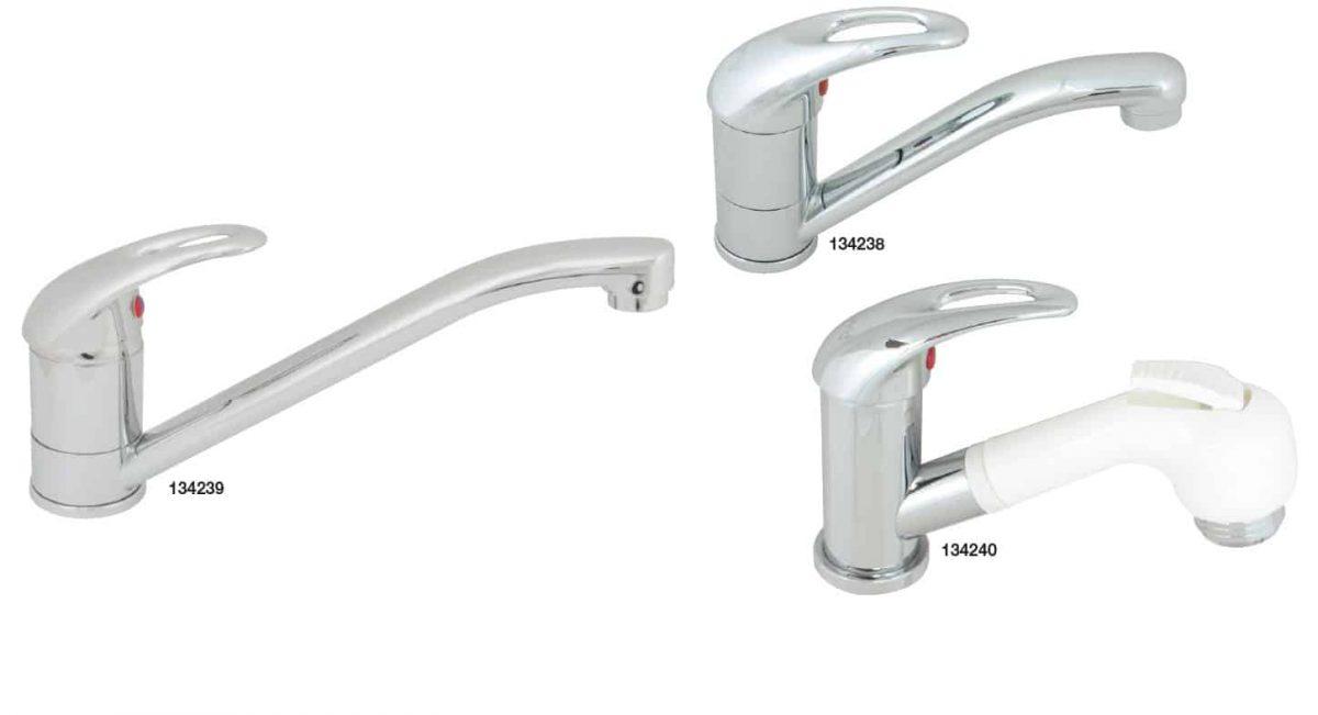 Tap Mixer Short Faucet Capri