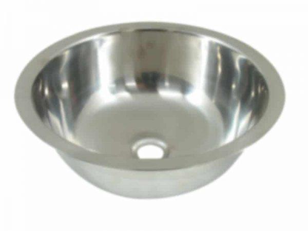Sink S/Steel Round 280X110mm